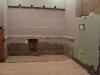 подготовка места к установке квариловой ванны