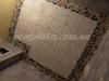 плитка мозаика на потолке