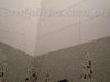 стык мозаики с плиткой