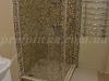 душевая кабинка из мозаики, камня,мрамора
