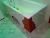 облицовка ванны с творческим подходом