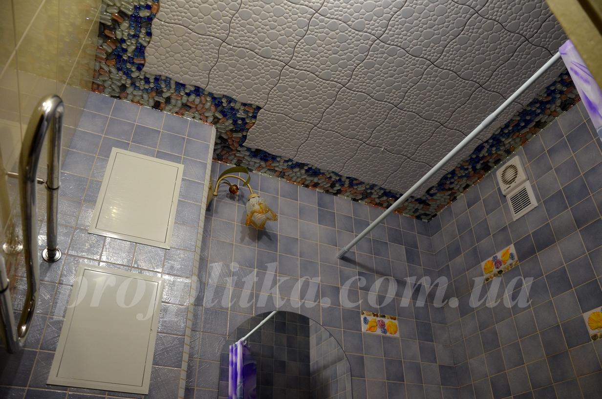 Мозаика на потолке